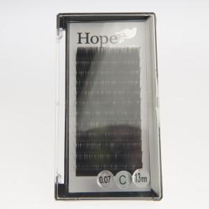 Trepavice Silk 0.07 12mm