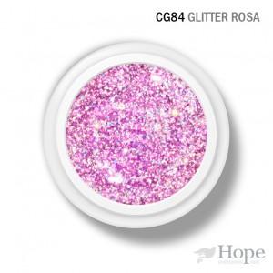 GEL U BOJI 5G-Glitter Rosa